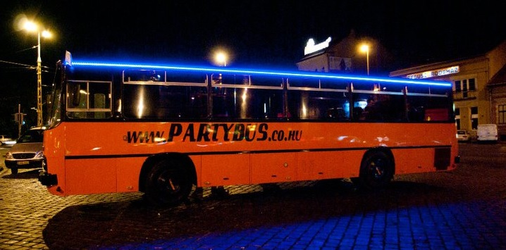 partybus 35 person